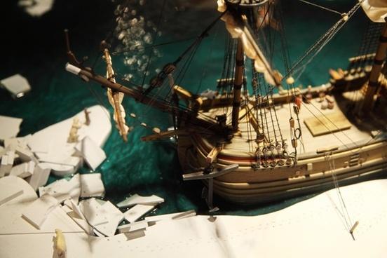 boat cruise frigate