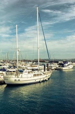 boat cruise harbor harbour leisure luxury marina