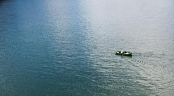boat daytime environment lake leisure nobody ocean