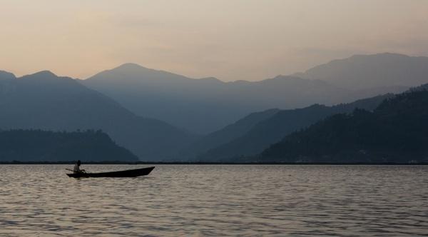 boat sunset sunrise