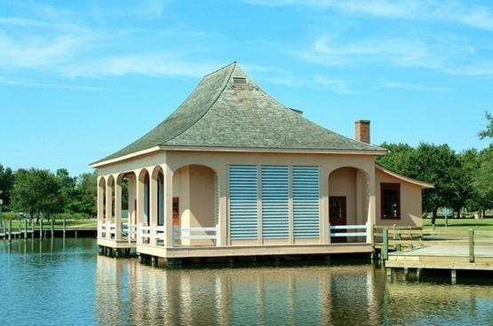 boathouse dock pier