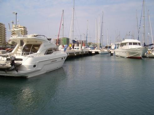 boats marina dock