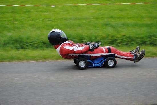 bobby car race drive