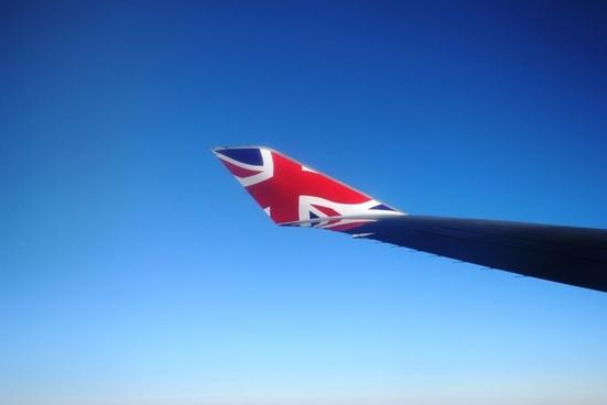 boeing 747 wing