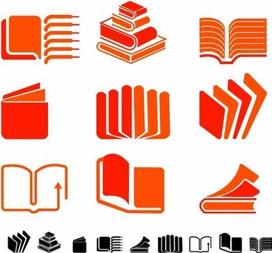 Book symbols