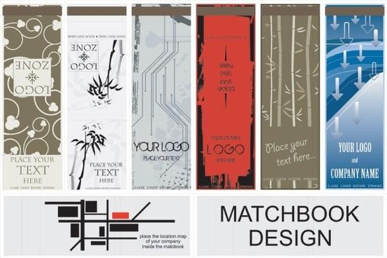 bookmark fine 01 vector
