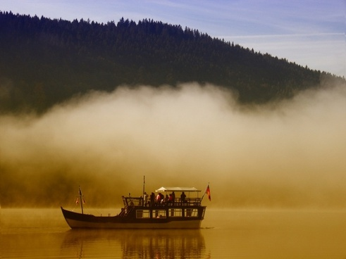 boot ferry black forest