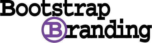 bootstrap branding