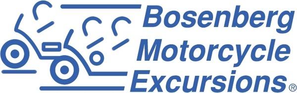 bosenberg motorcycle excursions