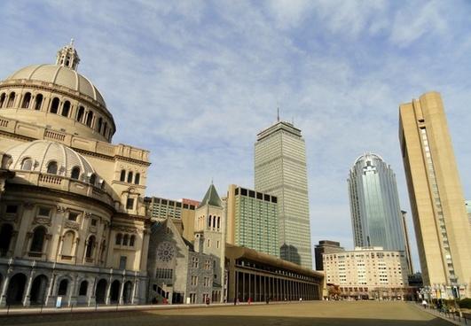 boston massachusetts city