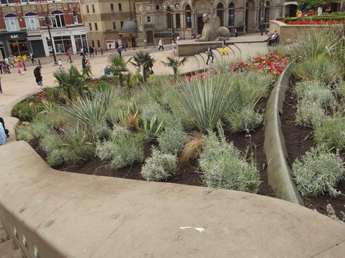 botanical floozie in the jacuzzi victoria square birmingham