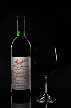 bottle grange wine