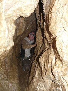 bottleneck cave cave tour