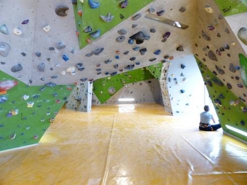 boulderhalle bouldering climbing holds