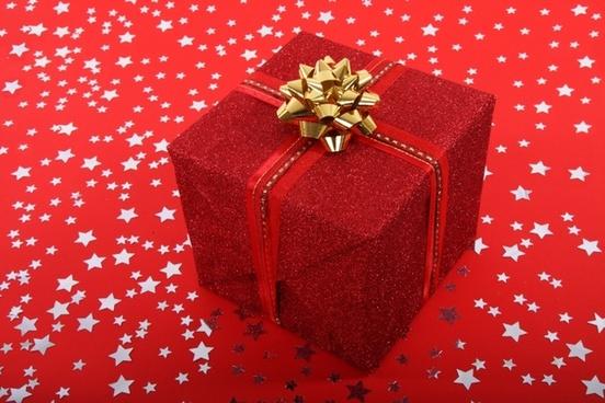 box celebration christmas