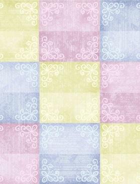 box quilt background