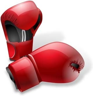 boxing glove vector ai, glove vector illustrator ai, sport vector illustrator design