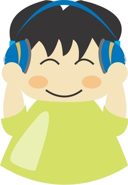 Boy with headphone1