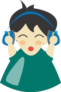 Boy with headphone4