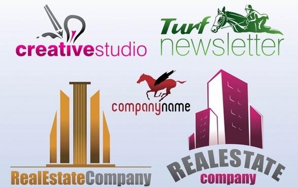 Brand Logo Stock Vectors