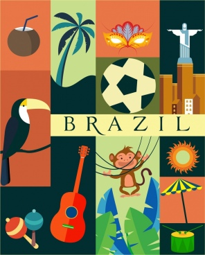 brazil design elements vertical classical decor