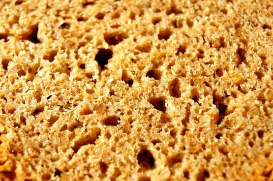 bread dough baked