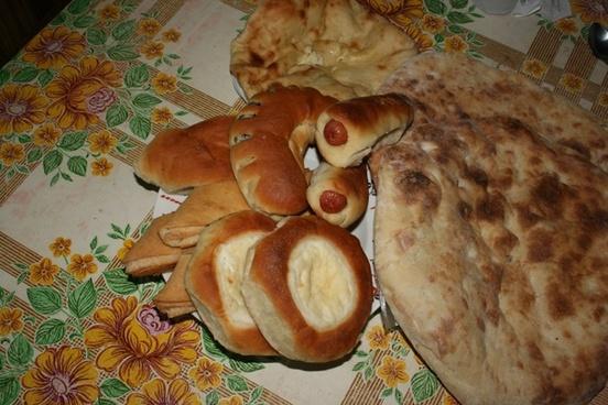 bread snacks