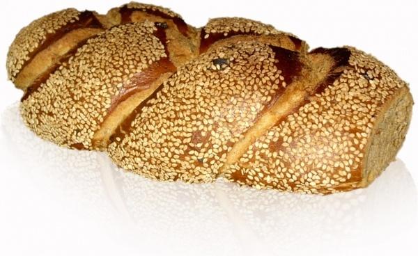 bread white bread sesambrot
