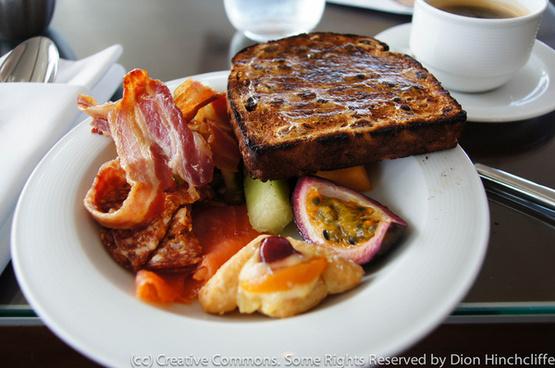 breakfast on my last day in sydney