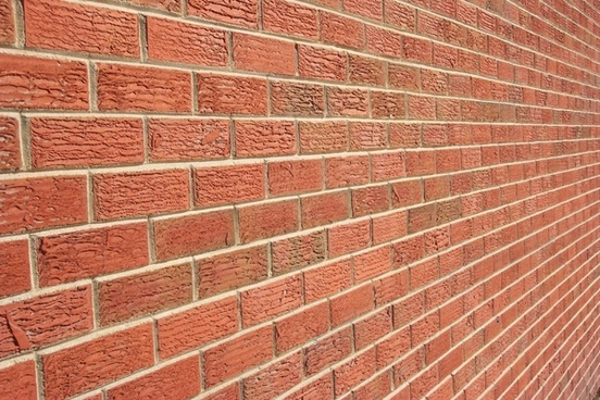brick wall angle