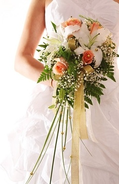bridal bouquet picture 5