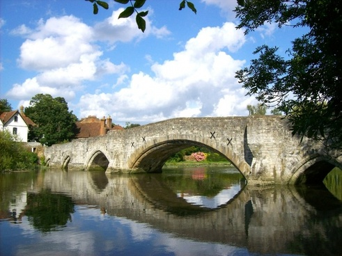 bridge ancient medieval
