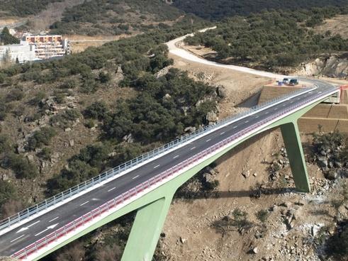 bridge construction civil works