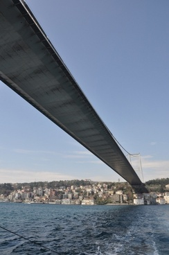 bridge over the golden horn