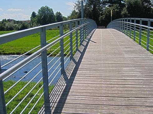 bridge railing bach