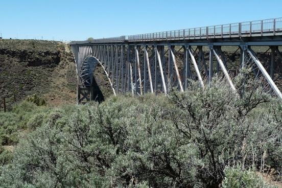 bridge rio grande river