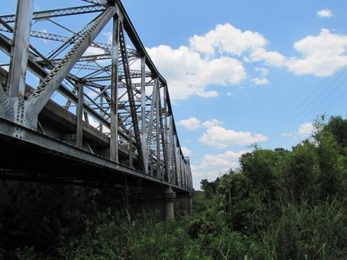bridge steel old
