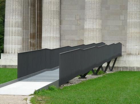 bridge web railing