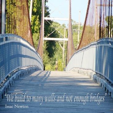 bridges quote