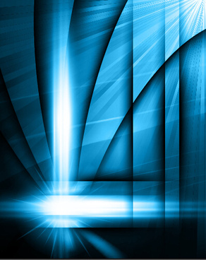 Light Blue Abstract Background Free Vector Download 58936