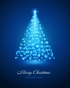 bright christmas background 01 vector