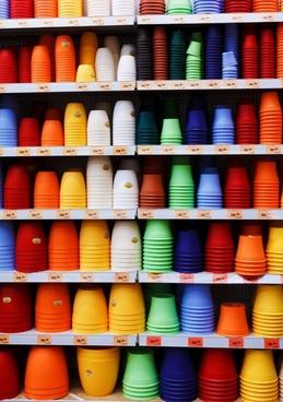 bright color colorful