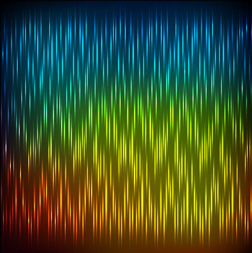 bright colored light backgrounds vector