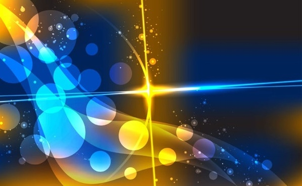 bright light effect background 04 vector