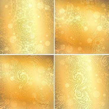bright pattern background 01 vector