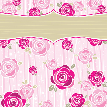 Free Vector Rose Background Free Vector Download 53 820 Free Vector For Commercial Use Format Ai Eps Cdr Svg Vector Illustration Graphic Art Design