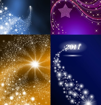 bright starlight background highdefinition picture