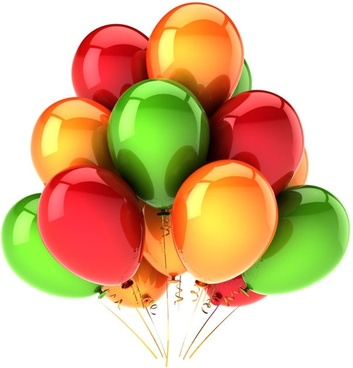 brilliant color balloons 07 hd pictures