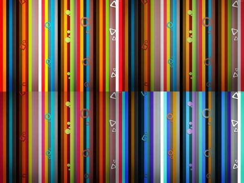 brilliant color bar background highdefinition picture