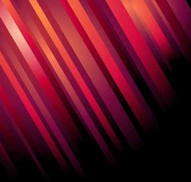 brilliant color striped background vector